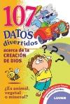 107 datos divertidos sobre la creación de Dios