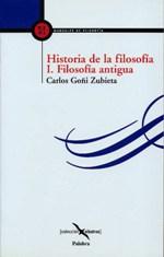 Historia de la filosofía. I Filosofía antigua