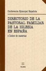 Directorio de la pastoral familiar de la Iglesia en España