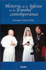 Historia de la Iglesia en la España contemporánea