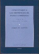 Comentario a las sentencias de Pedro LombardoVol. 1/1 El Misterio de la Trinidad