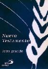 Nuevo Testamento - letra grande