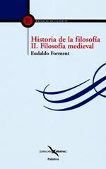 Historia de la filosofía. II Filosofía medieval