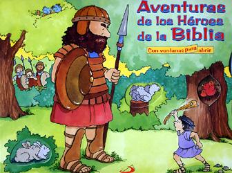 Aventuras de los Héroes de la Biblia