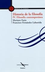 Historia de la filosofía. IV Filosofía contemporánea