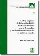 La Ley Orgánica de Educación (LOE)
