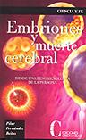 Embriones y muerte cerebral