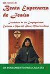 366 textos de Beata Esperanza de Jesús