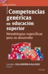 Competencia genéricas en educación superior