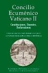 Concilio ecuménico Vaticano II. Constituciones. Decretos. Declaraciones
