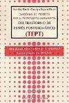 Cuaderno de trabajo para el tratamiento del trastorno de estrés postraumático