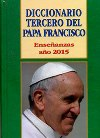 Diccionario tercero del Papa Francisco