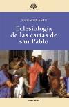 Eclesiología de las cartas de san Pablo