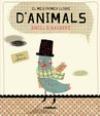 El meu primer llibre d'animals