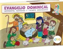 Evangelio dominical para colorear. Adviento