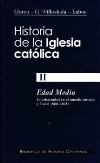 Historia de la Iglesia católica. II: Edad Media