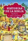 Historias de la Biblia. Busca y encuentra