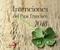 Intenciones del Papa Francisco 2018