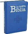 La Santa Biblia. Edición bolsillo. Con funda de cremallera