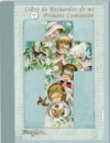 Libro de Recuerdos de mi Primera Comunión (Cruz Niños)