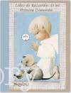 Libro de Recuerdos de mi Primera Comunión (Niño azul)