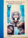 Llibre de Records de la meva Primera Comunió (Nens i angel amb calze)