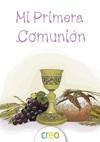 Mi primera comunión. Libro Recordatorio