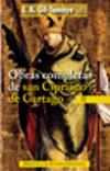 Obras completas de San Cipriano de Cartago