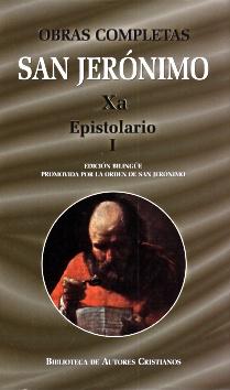 Obras completas de San Jerónimo. Xa: Epistolario I