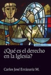 ¿Qué es el derecho en la iglesia?
