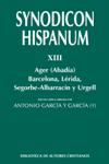 Synodicon Hispanum. XIII: Ager (Abadía)