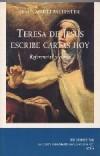 Teresa de Jesús escribe cartas hoy