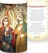 Vela led Sagrada Familia Rupnik