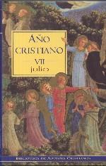 Año cristiano VII:Julio