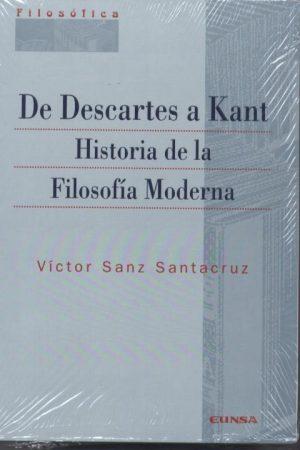 De Descartes a Kant. Historia de la Filosofía Moderna