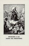 Devoción a las almas del purgatorio