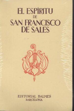 El espiritu de San Francisco de Sales