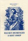 Els set diumenges a Sant Josep