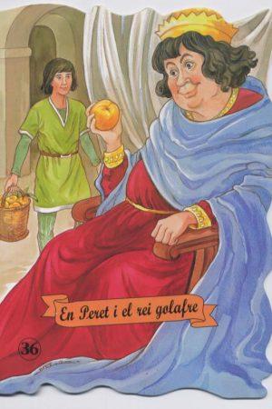 En Peret i el rei golafre