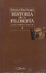 Historia de la filosofía. Tomo I Antigüedad. Edad Media. Renacimiento