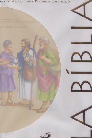 La Bíblia. Record de la meva  Primera Comunió