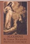 Máximas de Santa Margarita María de Alacoque