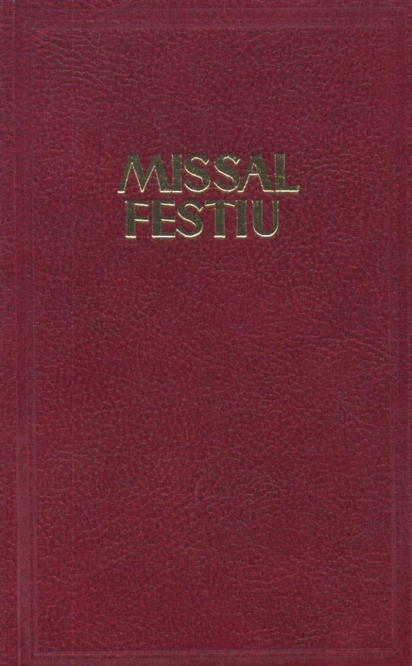 Missal Festiu