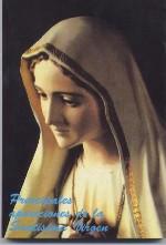 Principales apariciones de la Santísima Virgen