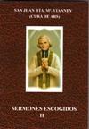 Sermones escogidos Santo Cura de Ars II