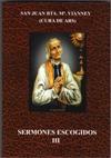 Sermones escogidos Santo Cura de Ars III