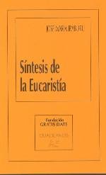 Síntesis de la Eucarístía