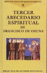 Místicos franciscanos españoles. Vol. II: Tercer abecedario espirituall