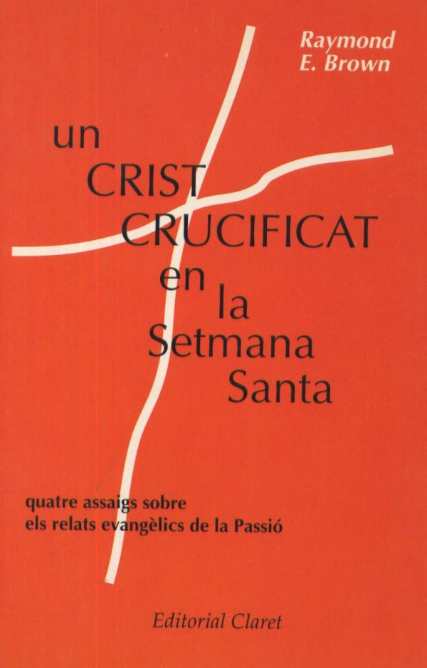Un Crist crucificat en la Setmana Santa