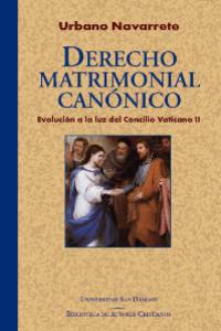 Derecho matrimonial canónico